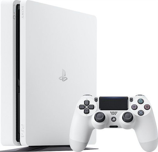 Sony PS4 Slim - 500GB White