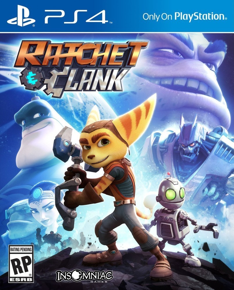 Sony Ratchet & Clank PS4
