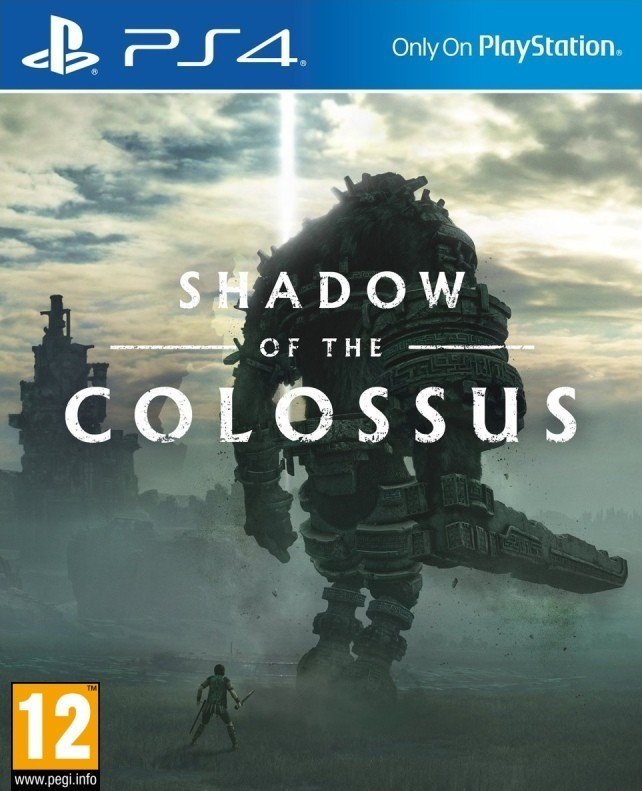 Sony Shadow of the Colossus hra PS4