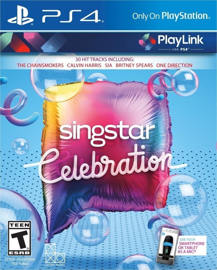 Sony SingStar Celebration hra PS4