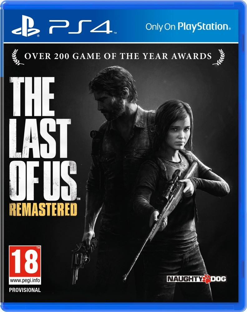 Sony The Last of Us PS4