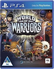 Sony World of Warriors hra PS4