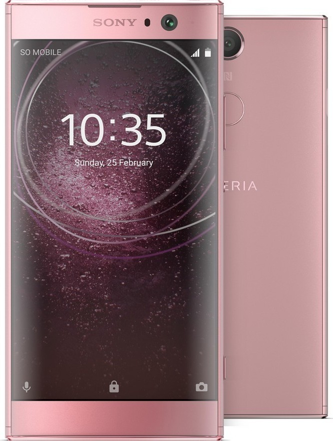 Sony Xperia XA2 SM12 DS H4113 Pink