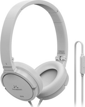 SoundMAGIC P21S headset bílá