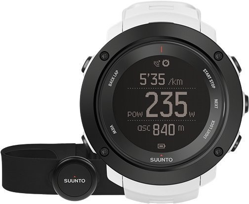 Suunto Ambit3 Vertical bílý (HR)