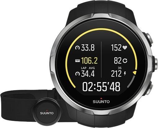Suunto Spartan Sport HR černý