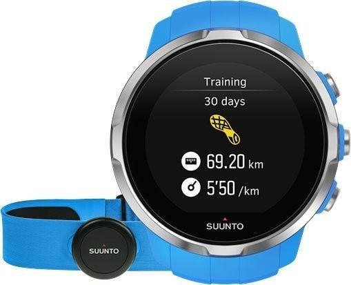 Suunto Spartan Sport HR modrý