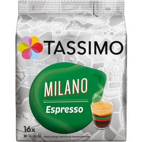 Bosch T-Disc Milano Espresso