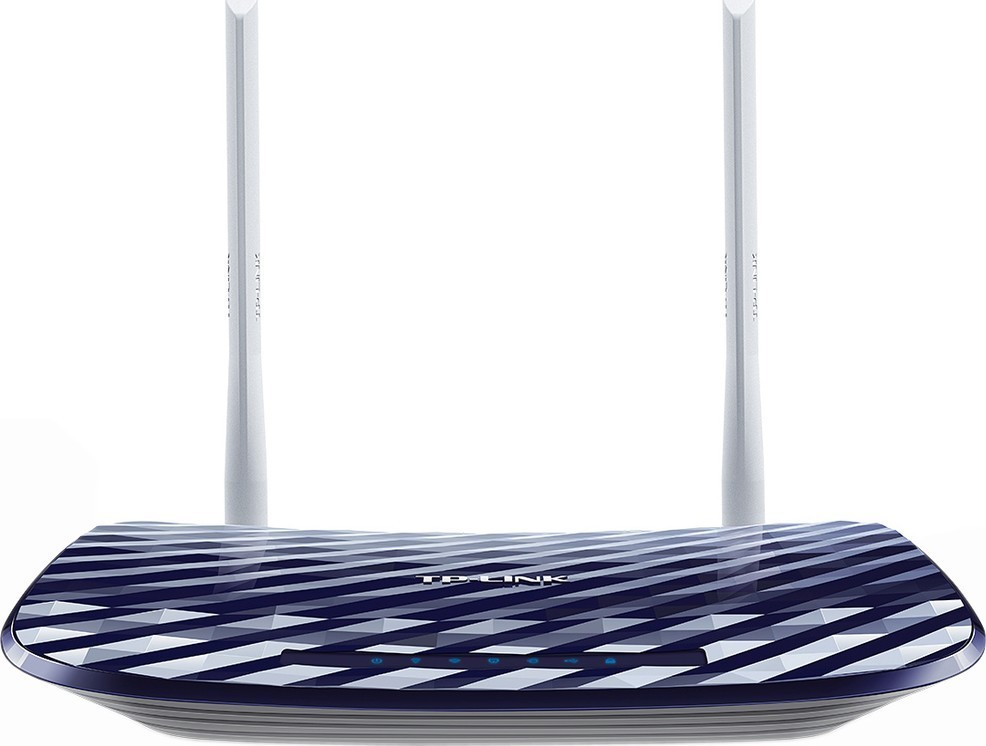 TP-LINK Archer C20 router AC750 Dualband