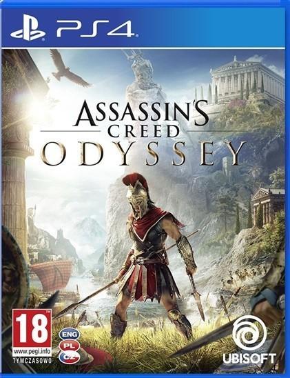 Ubisoft Assassins Creed Odyssey hra PS4