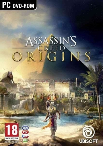 Ubisoft Assassins Creed Origins hra PC
