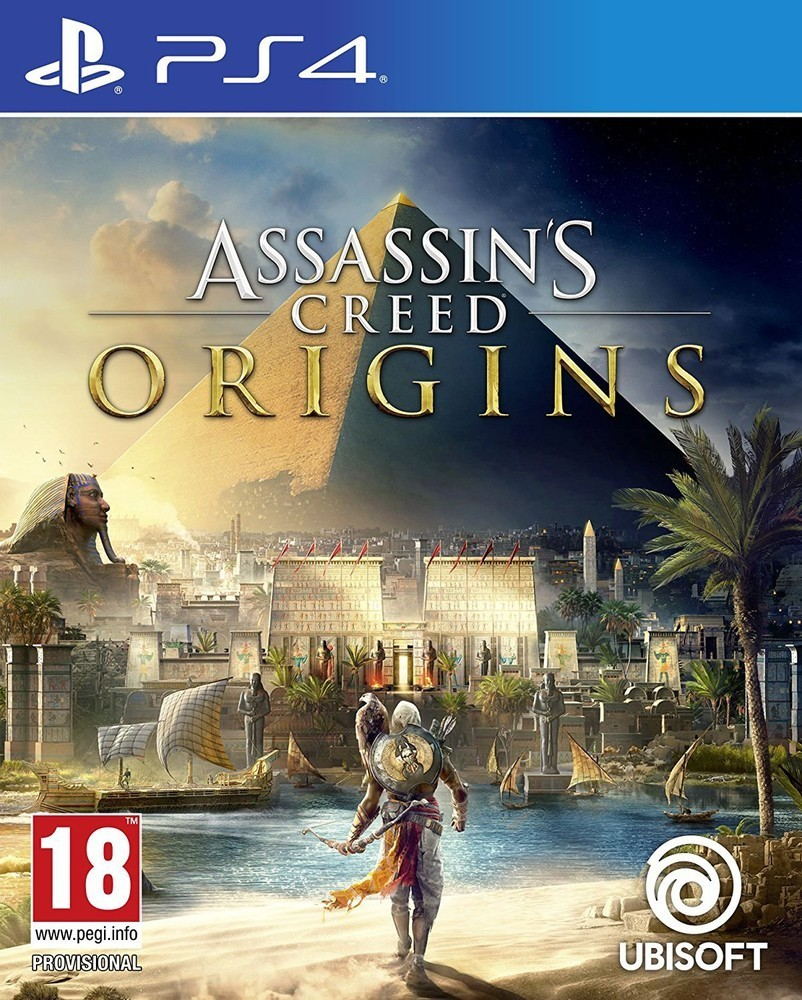 Ubisoft Assassins Creed Origins hra PS4