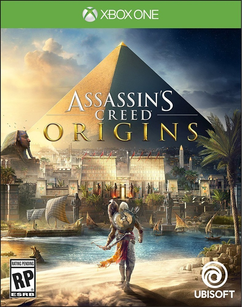 Ubisoft Assassins Creed Origins hra XOne