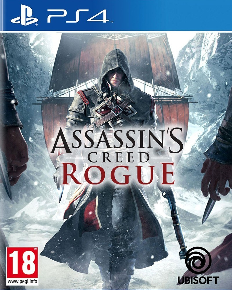 Ubisoft Assassins Creed Rogue HD hra PS4