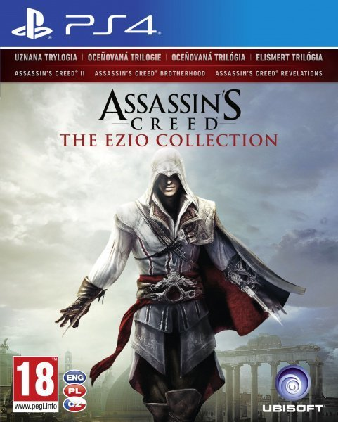 Ubisoft Assassins Creed The Ezio Collection PS4
