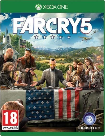Ubisoft Far Cry 5 hra XONE