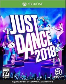 Ubisoft Just Dance 2018 hra XOne