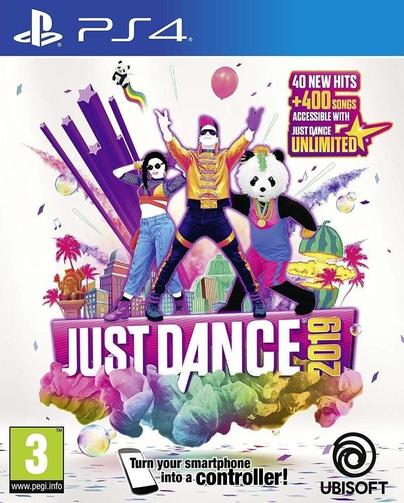 Ubisoft Just Dance 2019 hra PS4