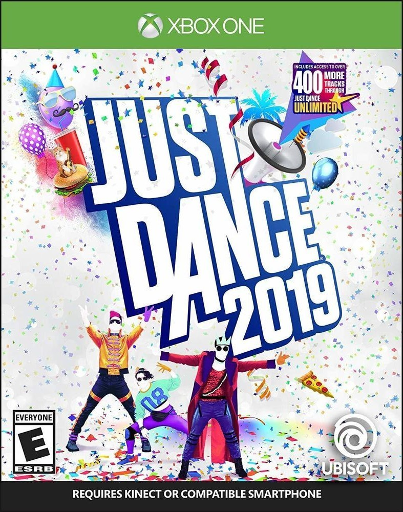 Ubisoft Just Dance 2019 hra XONE
