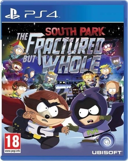 Ubisoft SOUTH PARK:The Fractured But Whole PS4