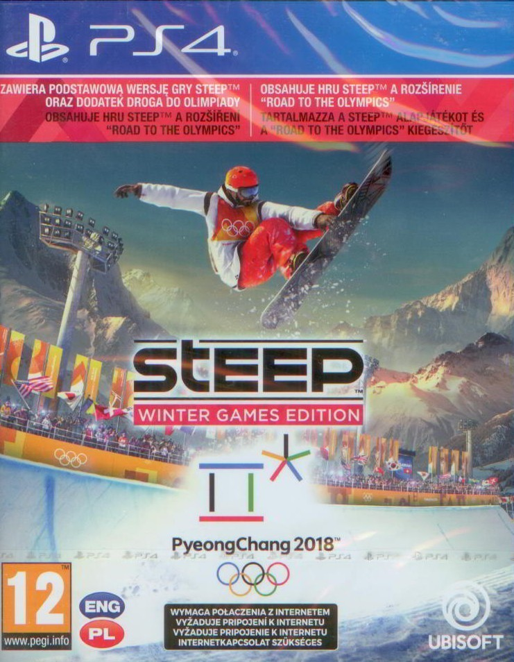 Ubisoft Steep Winter Games Editio hra PS4
