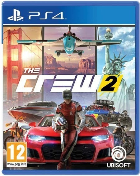 Ubisoft The Crew 2 hra PS4