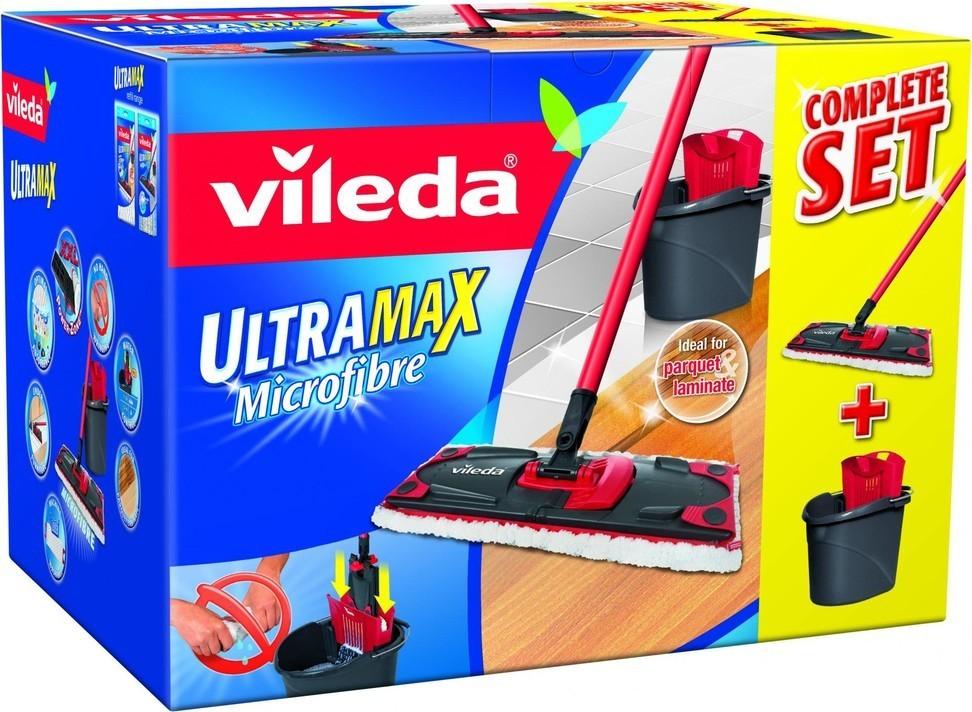 Vileda Ultramat box mop a kýbl