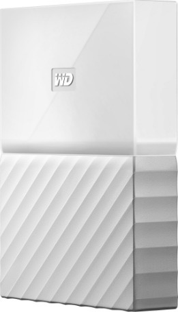 WD My Passport 2TB White