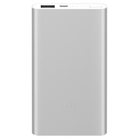 Xiaomi 5000mAh Mi Power Bank 2 Silver