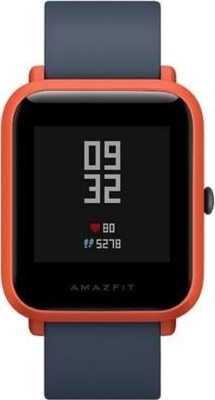 Xiaomi Amazfit Bip (Cinnabar Red)