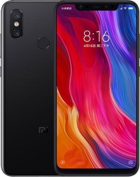 Xiaomi Mi 8 Black 6GB/128GB