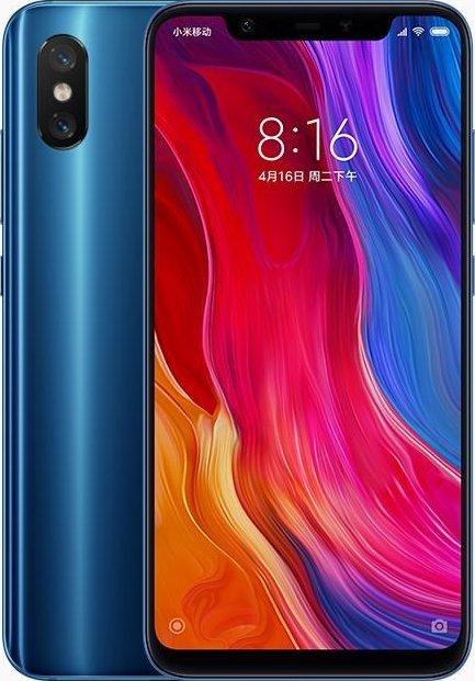 Xiaomi Mi 8 Blue 6GB/128GB