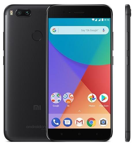Xiaomi Mi A1 CZ LTE DS 64 GB černá