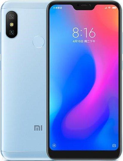 Xiaomi Mi A2 LITE Blue 4GB/64GB