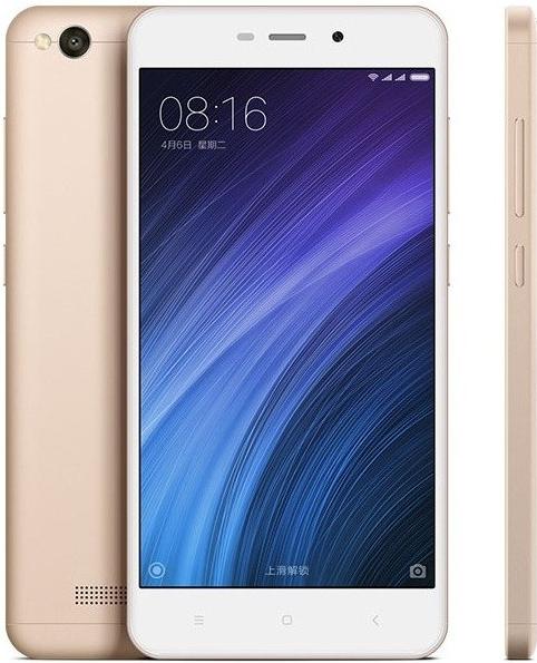 Xiaomi Redmi 4A Dual SIM Zlatý