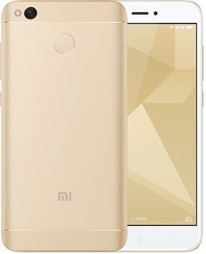 Xiaomi Redmi 4X Global DS 32GB zlatá