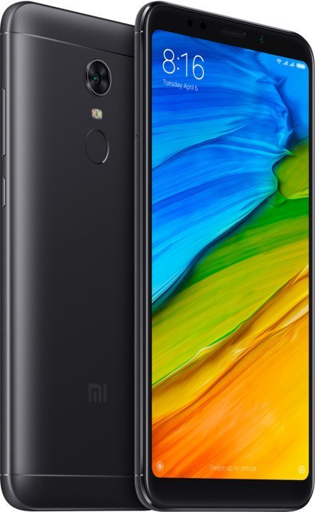 Xiaomi Redmi 5 Plus Global Black 3/32GB