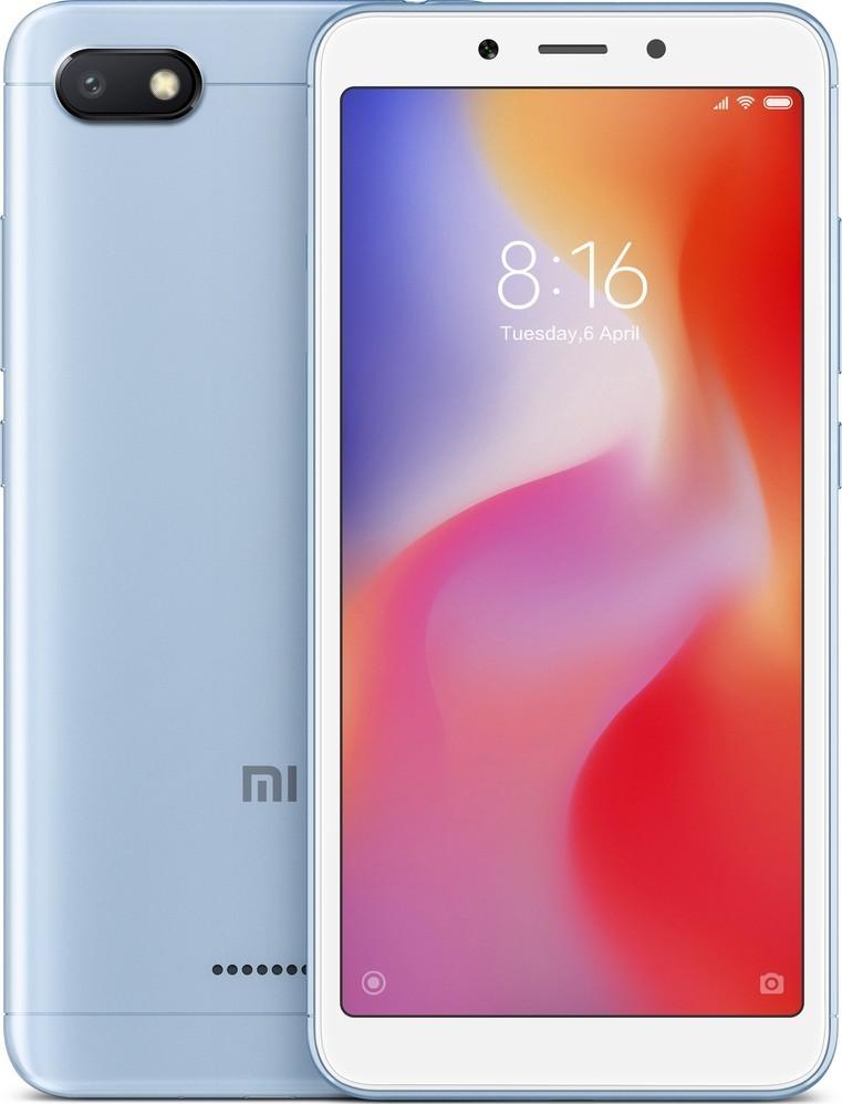 Xiaomi Redmi 6A 2GB/16GB Global Blue