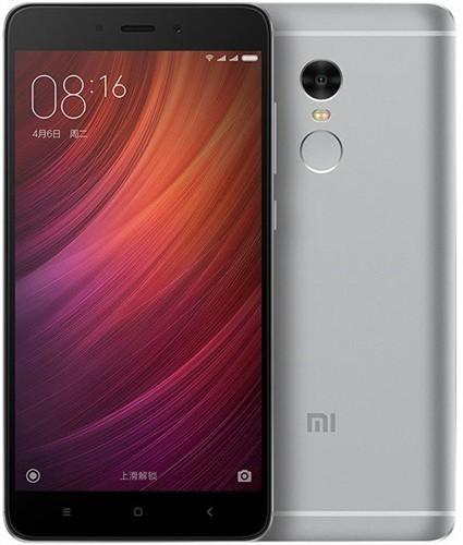 Xiaomi Redmi Note 4 Global D 32GB šedá