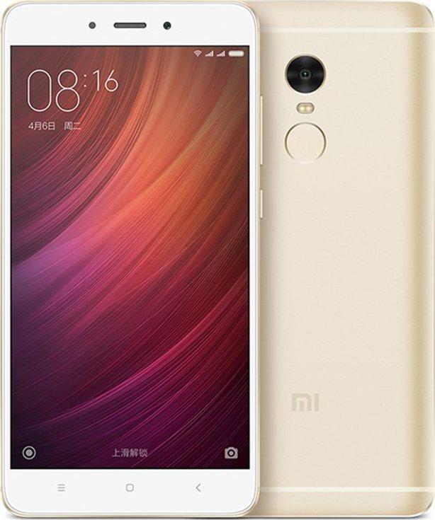 Xiaomi Redmi Note 4 Global DS 64GB zlatá