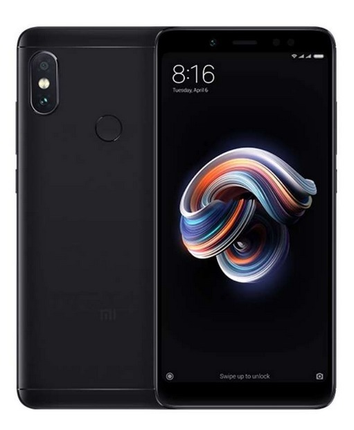 Xiaomi Redmi Note 5 Global Black 3/32GB