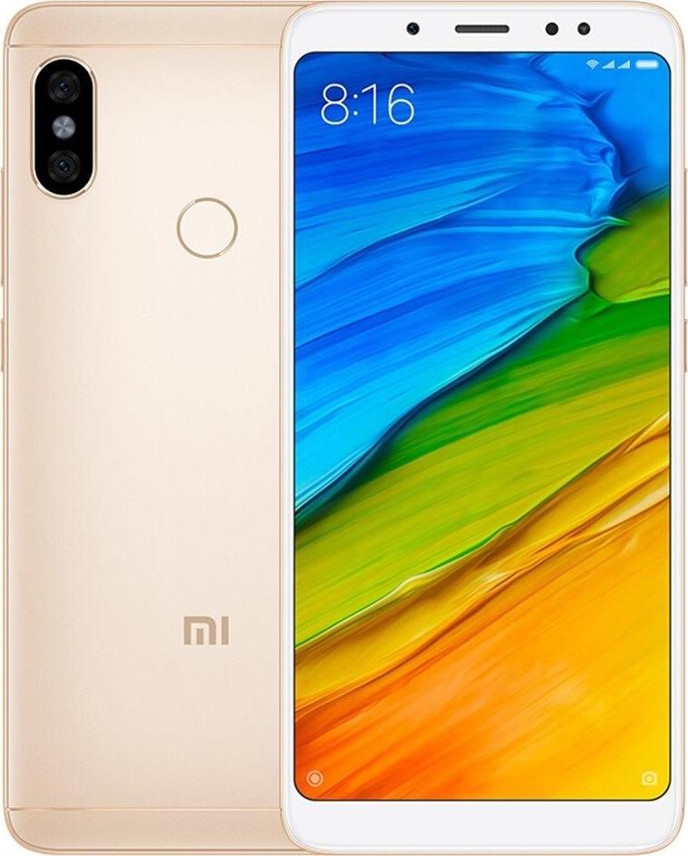 Xiaomi Redmi Note 5 Global Gold 3GB/32GB
