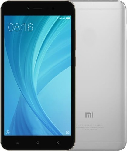 Xiaomi Redmi Note 5A CZLTE DS 16GB šedá