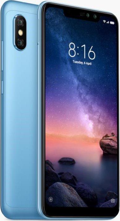 Xiaomi Redmi Note 6 Pro Blue 4/64GB