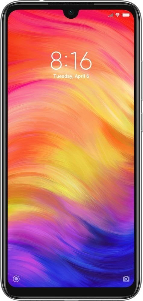 Xiaomi Redmi Note 7 4GB/64GB Moon. White