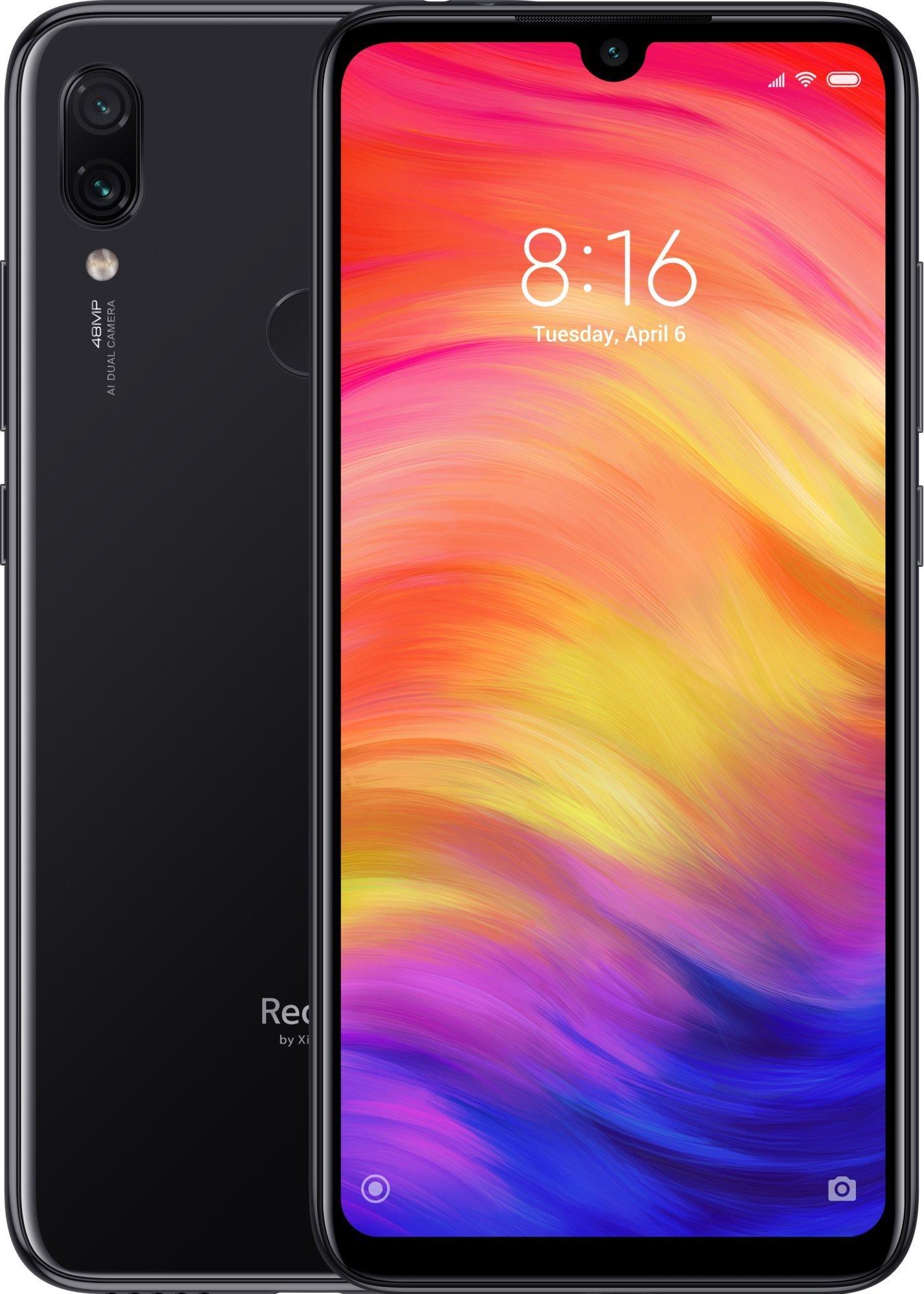 Xiaomi Redmi Note 7 4GB/64GB Space Black