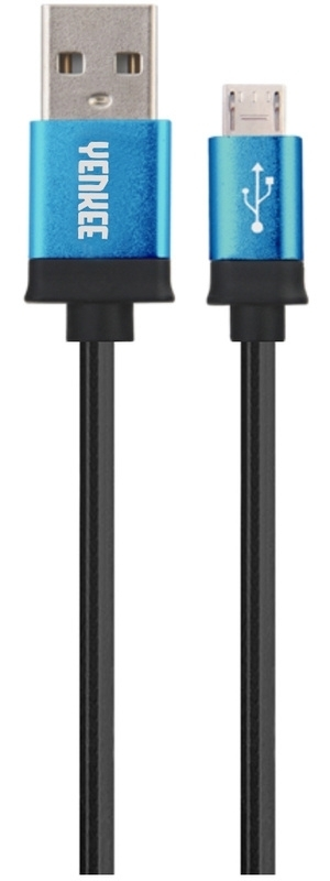 Yenkee YCU 202 BBE kabel USB / micro 2m