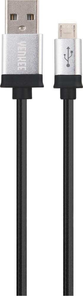 Yenkee YCU 202 BSR kabel USB / micro 2m
