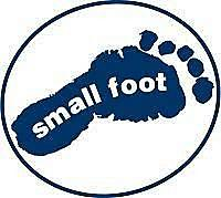 Small foot larger