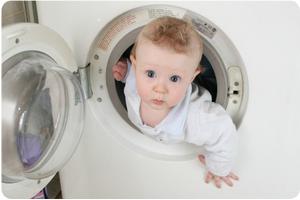 Bezpečná pračka